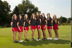 il state girls golf team | Collegiate Team Photos 2015 | Illinois Women's Golf Association