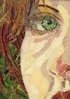 mosaic face Www.damienprojectfilmworks.com Www.chaosintoamasterpiece.com Www.jdrf.org