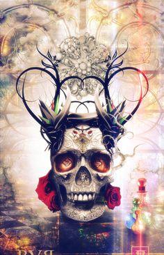Skull Poisons by rvrage