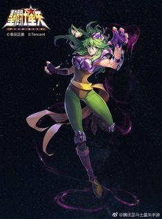Knigth of Zodiak:Shina_The Cobra-(01)