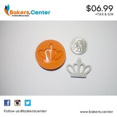 Hey, I found this really awesome Etsy listing at https://www.etsy.com/listing/199876404/crown-silicone-mold-for-cakes-cake-pops