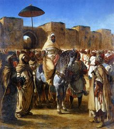 When Black Men Ruled the World: 8 Things The Moors Brought to Europe  http://atlantablackstar.com/2013/10/07/when-black-men-ruled-the-world-moors/
