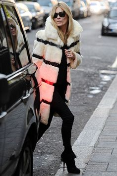 from The Queen Of Street Style: Kate Moss' 11 Best Outfits Ever, According To Lucky Editors