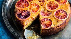 keikauskakku veriappelsiinista Grapefruit, Food, Eten, Meals, Diet