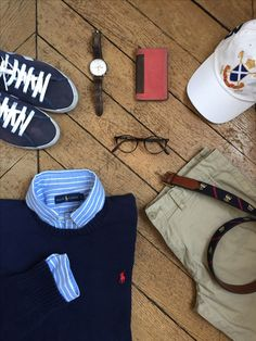 Polo Outfit, Outfit Grid, Prep Fashion, Boy Fashion, Prep Outfits, Casual Outfits, Prep Style, My Style, Smart Casual
