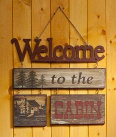 Cute & Vintage Fishing Decorating Ideas For Your Cabin Decor | Pinterest ...