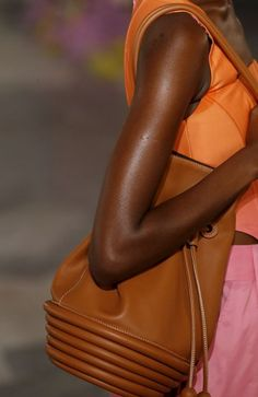 Youll Want to Stare at These Stunning Spring 2020 Bag Trends All Day – 2020 Fashions Womens and Man's Trends 2020 Jewelry trends Leather Pouch, Leather Shoulder Bag, Spring Bags, Cute Handbags, Best Bags, Day Bag, Jewelry Trends, New York Fashion