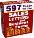 597 Business and Sales Letters