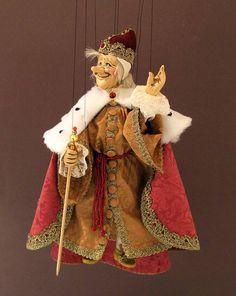 marionette Marionettes in Venice & L'Isola di Pinocchio
