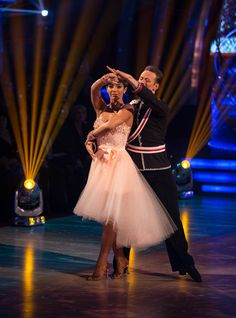 Strictly Come Dancing 2014: Semi-Final - Frankie Bridge and Kevin Clifton