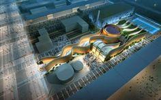 Scopriamo il padiglione degli Emirati Arabi Uniti a EXPO2015 #expo2015 #design #food #milano #uae