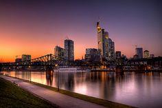 Frankfurt Skyline HDR