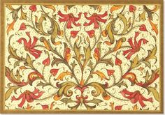 Florentine Note Cards, Stationery, Blank Note Cards, Peter Pauper Press