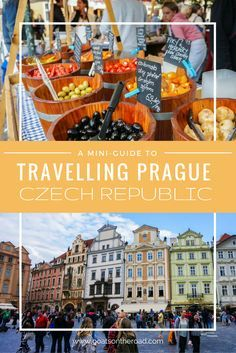 A Mini-Guide to Travelling Prague | Czech Republic Travel | European Backpacking | What To See in Prague | Czech Republic Best Bits | Where To Stay & What To Do in Prague | Europe Travel Itinerary