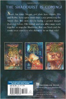 there are more secret zoo books.  L