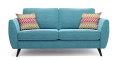 With a Scandinavian influence, the Aurora features pared-back, modern design and inviting proportions for a unique look. Furniture, Dream Decor, Love Seat, Sofa, Living Room Spaces, Teal Sofa, Comfy Chairs, Fabric Sofa, 3 Seater Sofa