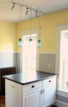 More DIY Mason Jar Lighting Ideas!