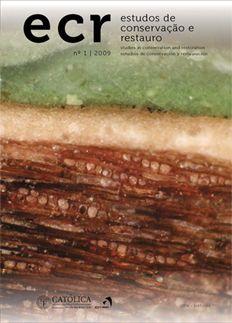 revista anual de estudios de conservación y restauración [ecr] nº1 al nº5