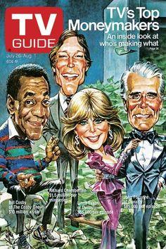July 26, 1986: TV's Top Moneymakers