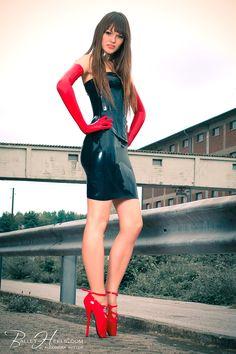 SheenaGirl's  Sexy Girls,. ♛ Ballet #Heels ♛ [ Alexandra #Potter ]