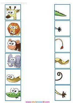 537 Best Matching Images In 2020 Preschool Worksheets Preschool