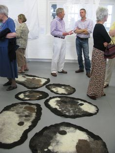 Felted Rugs