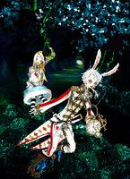 AW : Down the Rabbit-Hole I by yurushi