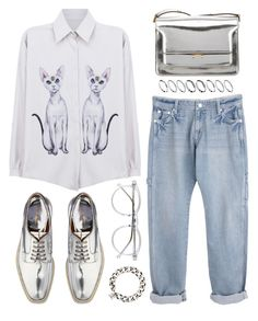 562 by dasha-volodina on Polyvore featuring polyvore fashion style Marni ASOS Wildfox Chanel clothing