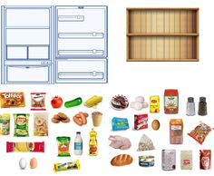 Что куда: в холодильник или на полку?
