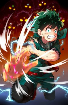 Izuku Midoriya Male Reader x Depressed Ruby Rose My Hero Academia Episodes, Buko No Hero Academia, Hero Academia Characters, My Hero Academia Manga, Anime Characters, Neko Kawaii, Lolis Neko, Fanarts Anime, Anime Manga