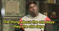 Slim Charles: maybe the most under-rated character on The Wire. Love him!
