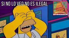 """#wattpad #de-todo Te da flojera escribir comentarios? Estas aburrido de usar los snikers? Te gustan los tacos? Este """"libro"""" es para ti! Simpsons Meme, The Simpsons, Funny Images, Funny Pictures, Funny Spanish Memes, Funny Blogs, Meme Stickers, Cartoon Jokes, Meme Template"""