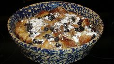 Blueberry French Toast Bake