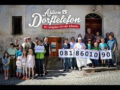 Aktion Dorftelefon: Der Film, by Jung von Matt / Limmat (SWITZERLAND) for  Graubünden Tourism