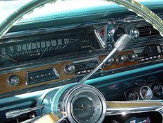 Love this old dashboard. Brings back LOTS of memories growing-up!