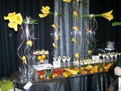 Catered Two Productions - Catered display