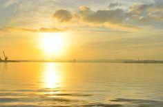 Sunrise over Havana