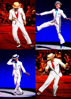 fred astaire stepping out