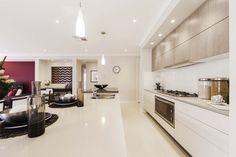 Cambridge - Simonds Homes Kitchen Black, Black Kitchens, Kitchen Layout, Kitchen Ideas, Simonds Homes, Kitchen Colour Schemes, Room Tiles, Interior Decorating, Interior Design