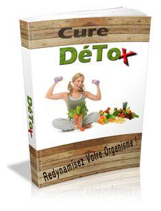 Cure Detox - Redynamisez Votre Organisme.