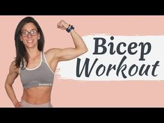 Dumbbell arm workout to build strength and muscle in your biceps. This workout consists of the best bicep exercises. The workout includes 2 circuits. Biceps Workout At Home, Dumbbell Workout Routine, Upper Body Dumbbell Workout, Emom Workout, Arm Workouts At Home, Leg Day Workouts, Weekly Workouts, Body Workouts, Fitness Workout For Women
