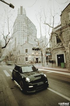 Zhang's Mini Cooper S