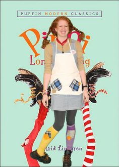 I like to see the way people interpret the pippi longstocking look