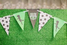Clarkie's Soccer Themed Party – Stage Details Football Themes, Party Themes, Stage, Soccer, Birthday, Outdoor Decor, Futbol, Birthdays, European Football