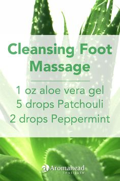 Patchouli has antibacterial and antifungal properties, so it's great for feet that spend a lot of time in hot sweaty shoes—where bacteria and fungus like to grow. It also nourishes dry, cracked skin, and is one of the most popular essential oils in natural deodorants. This makes complete sense when we consider its ability to reduce bacteria (which often causes odors). Subscribe to Aromahead's weekly email for more wonderful recipes and tips.