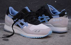 Asics Gel Lyte III 'Urban Camo' (Captain's Blue)