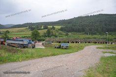 Chrasť nad Hornádom - miesto kde stál kaštieľ čislo 2 Country Roads