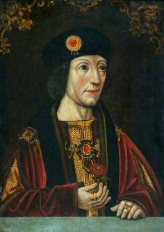 King Henry VII ruled 1485 - 1509. Henry gained the throne when he defeated and killed Richard III at the Battle of Bosworth in 1485. The battle ended the War of the Roses, a dispute between the House of Lancaster and the House of York. Henry ept England peaceful and brought riches to the crown and country.