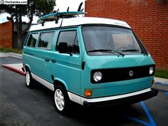 Vanagon Air Cooled