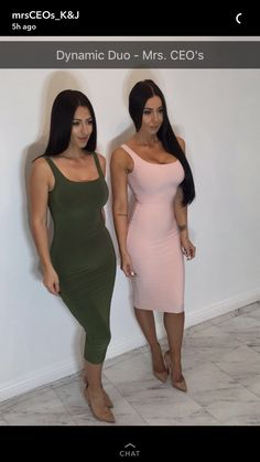 Love these dresses from KJCAPPAREL™